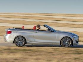 Ver foto 4 de BMW Serie 2 Cabrio 228i Sport Line F23 USA 2015