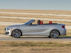Ver foto 3 de BMW Serie 2 Cabrio 228i Sport Line F23 USA 2015