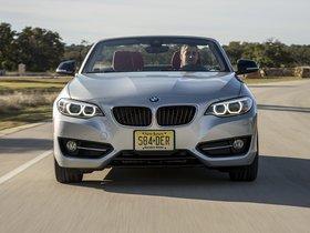 Ver foto 2 de BMW Serie 2 Cabrio 228i Sport Line F23 USA 2015