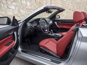 Ver foto 28 de BMW Serie 2 Cabrio 228i Sport Line F23 USA 2015