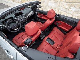 Ver foto 26 de BMW Serie 2 Cabrio 228i Sport Line F23 USA 2015