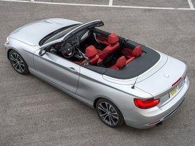 Ver foto 22 de BMW Serie 2 Cabrio 228i Sport Line F23 USA 2015