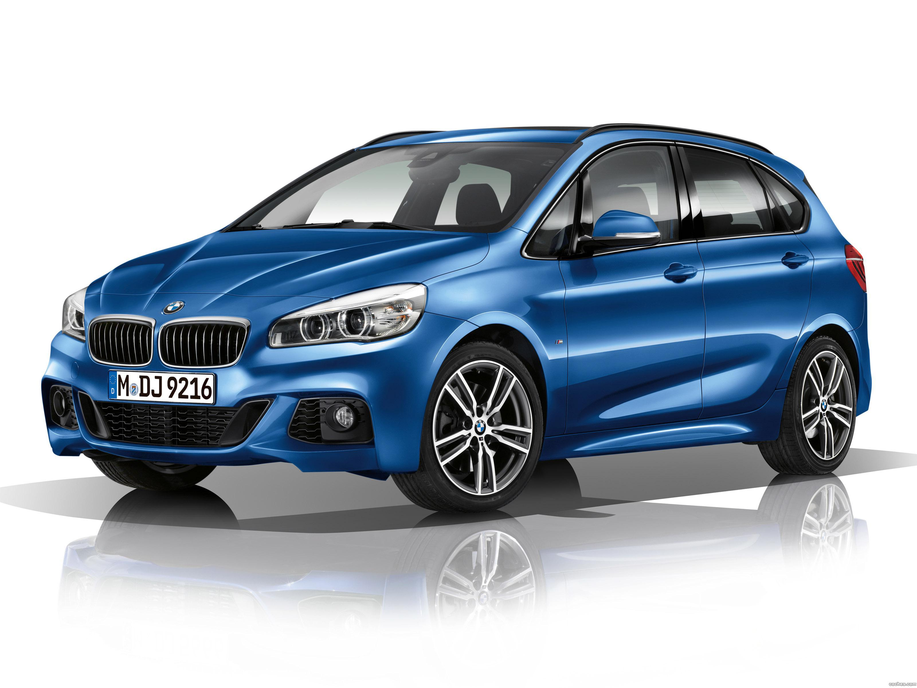 Foto 0 de BMW Serie 2 Active Tourer M Sport Package F45 2014