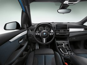 Ver foto 7 de BMW Serie 2 Active Tourer M Sport Package F45 2014