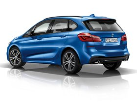 Ver foto 2 de BMW Serie 2 Active Tourer M Sport Package F45 2014