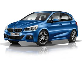 Ver foto 1 de BMW Serie 2 Active Tourer M Sport Package F45 2014
