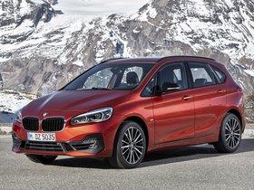 Fotos de BMW Serie 2 Active Tourer Sport Line F45 2018