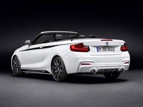 Ver foto 5 de BMW Serie 2 Cabrio M Performance Accessories F23 2015