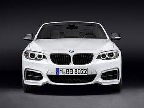 Ver foto 3 de BMW Serie 2 Cabrio M Performance Accessories F23 2015