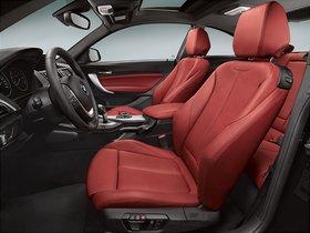 Ver foto 11 de BMW Serie 2 220d Coupe Modern Line F22 2014