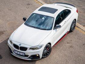 Ver foto 11 de BMW Serie 2 M220d Coupe M Performance Accessories F22 2014