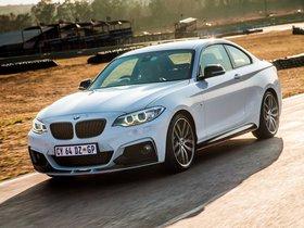 Ver foto 2 de BMW Serie 2 M220d Coupe M Performance Accessories F22 2014