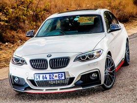 Ver foto 1 de BMW Serie 2 M220d Coupe M Performance Accessories F22 2014
