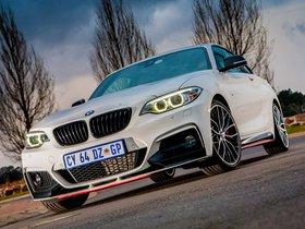 Ver foto 10 de BMW Serie 2 M220d Coupe M Performance Accessories F22 2014