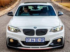 Ver foto 8 de BMW Serie 2 M220d Coupe M Performance Accessories F22 2014