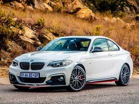 Ver foto 7 de BMW Serie 2 M220d Coupe M Performance Accessories F22 2014
