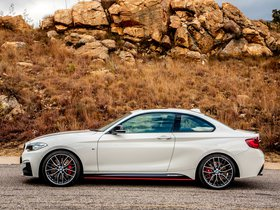 Ver foto 5 de BMW Serie 2 M220d Coupe M Performance Accessories F22 2014