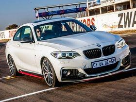 Ver foto 4 de BMW Serie 2 M220d Coupe M Performance Accessories F22 2014