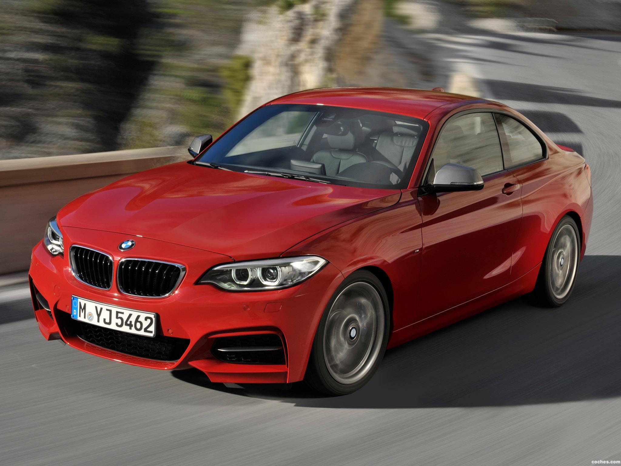 Foto 13 de BMW Serie 2 M235i Coupe F22 2014