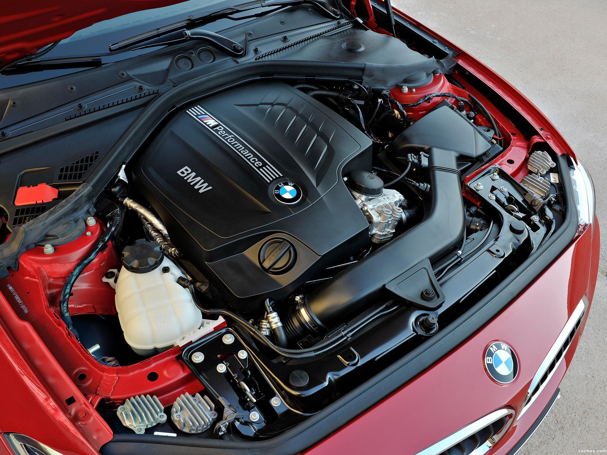 Foto 17 de BMW Serie 2 M235i Coupe F22 2014