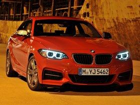 Ver foto 1 de BMW Serie 2 M235i Coupe F22 2014