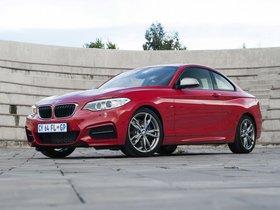Ver foto 21 de BMW Serie 2 Coupe M235i F22 2014