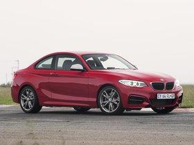 Ver foto 18 de BMW Serie 2 Coupe M235i F22 2014