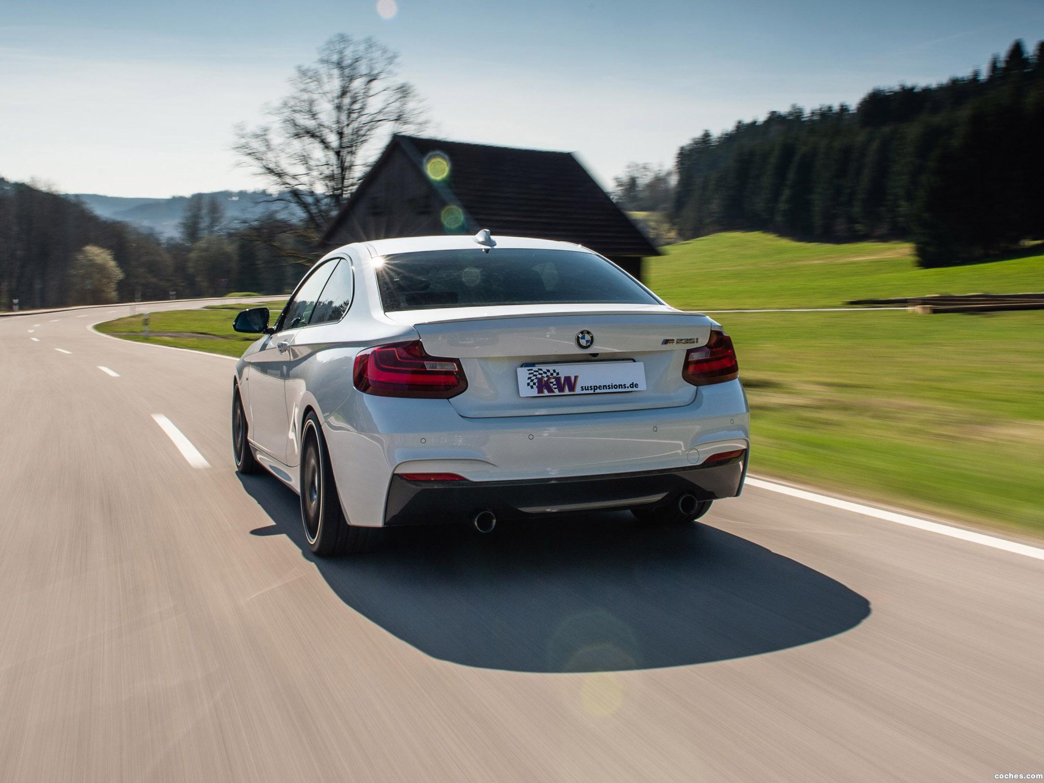 Foto 3 de BMW Serie 2 M235i KW Adaptive DDC Coilovers 2014
