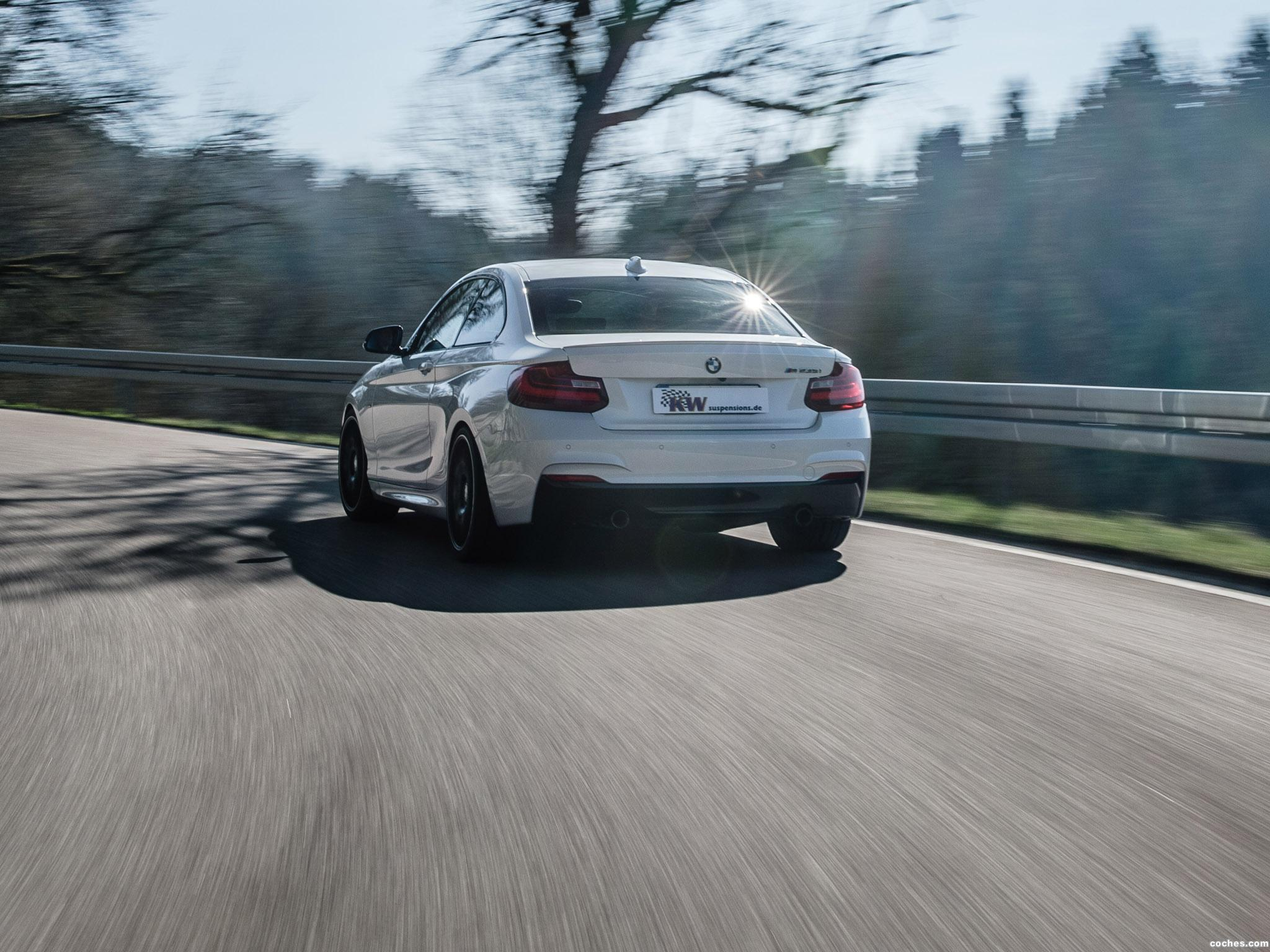 Foto 2 de BMW Serie 2 M235i KW Adaptive DDC Coilovers 2014