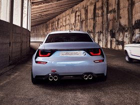 Ver foto 2 de BMW 2002 Hommage Concept 2016