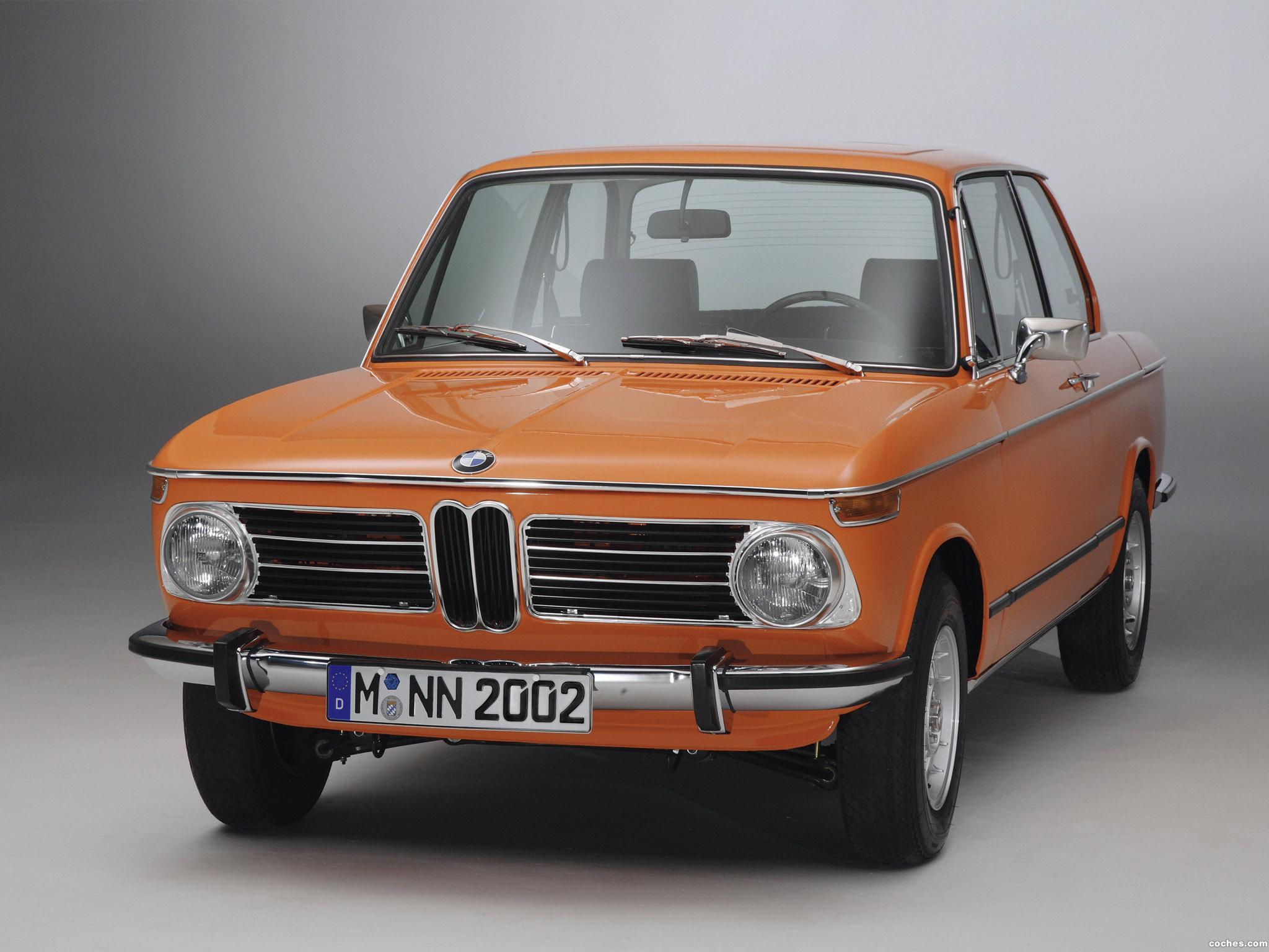 Foto 6 de BMW 2002TII 40th Birthday Reconstructed E10 2006