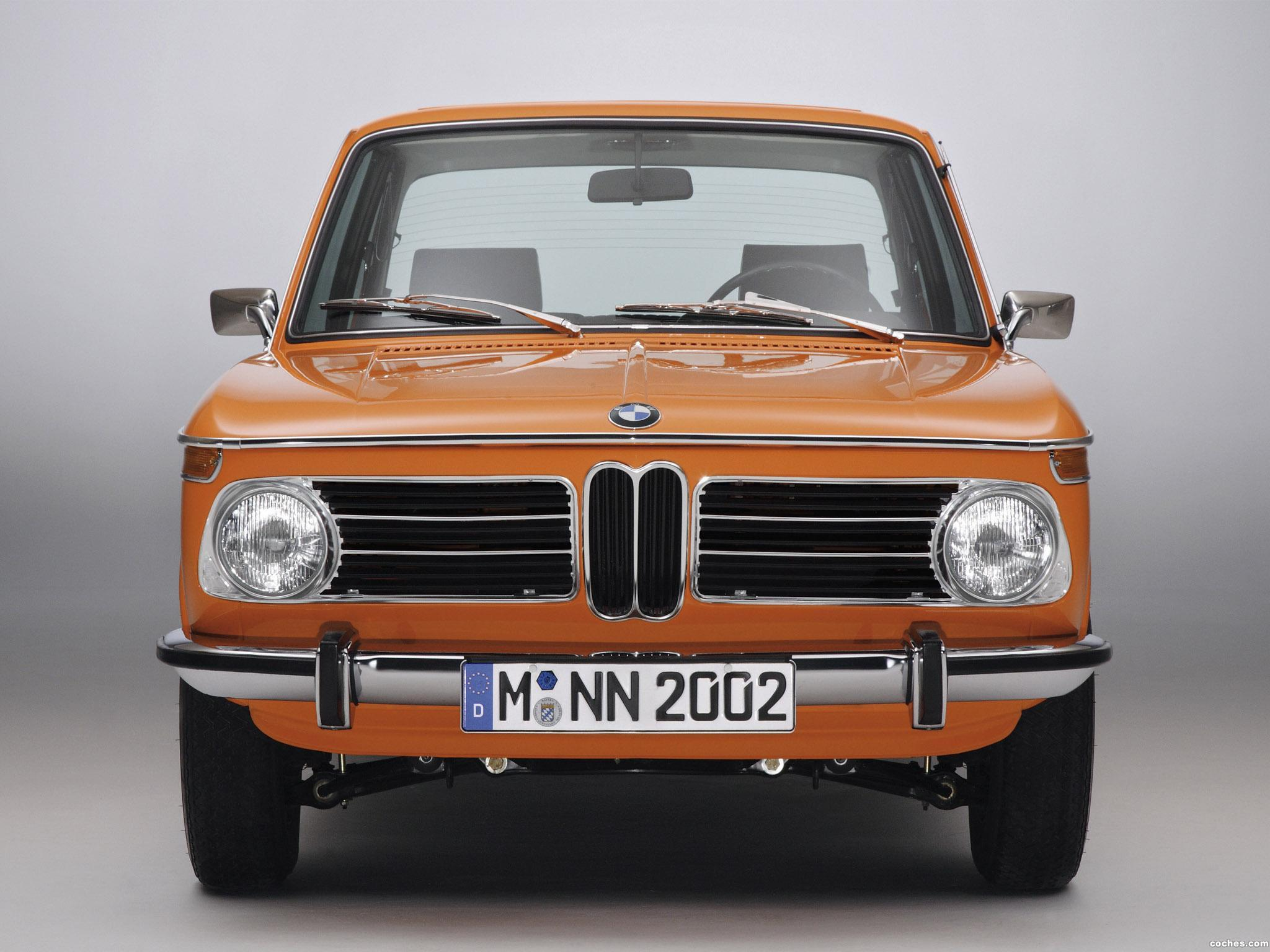 Foto 5 de BMW 2002TII 40th Birthday Reconstructed E10 2006