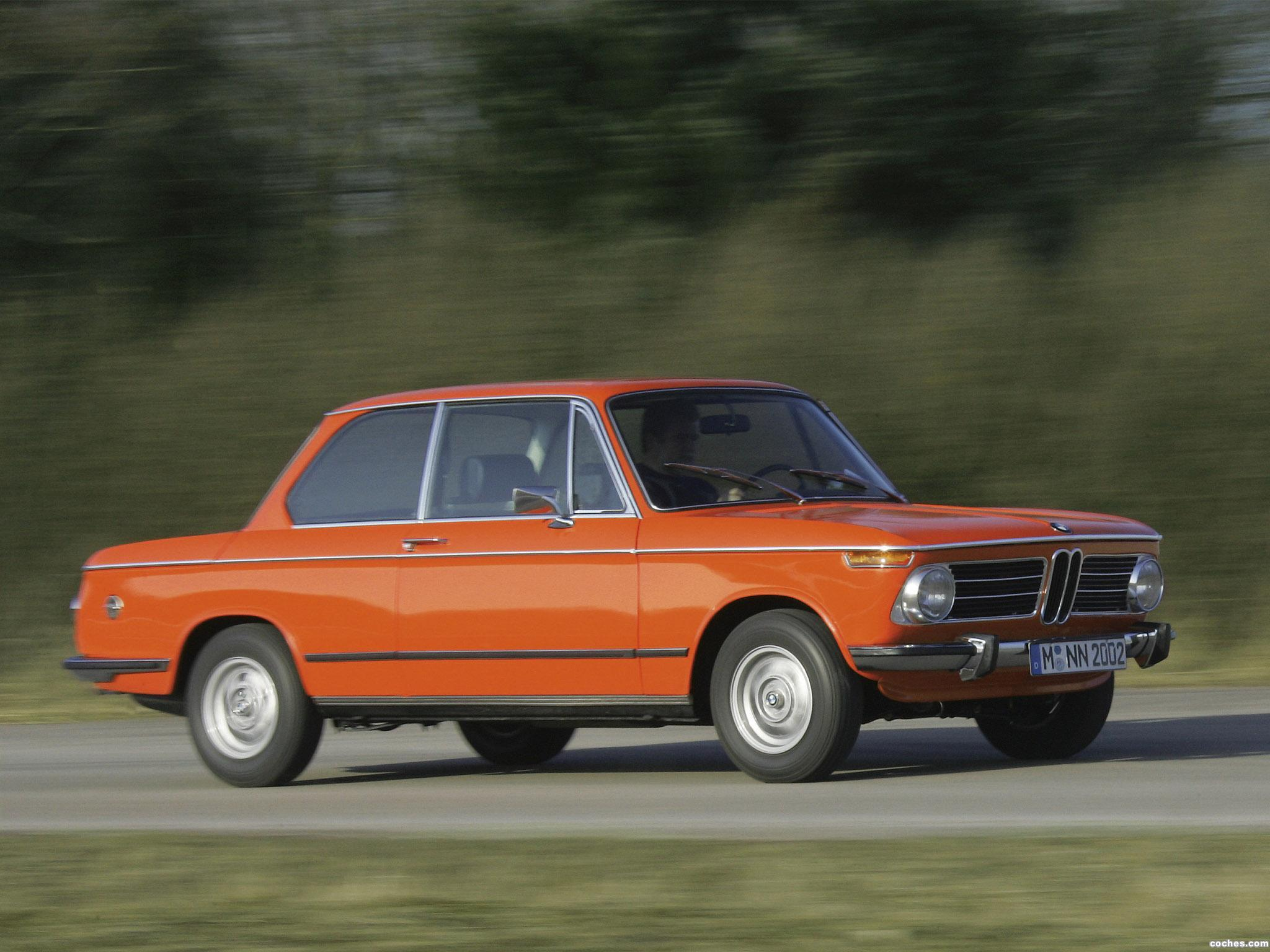 Foto 4 de BMW 2002TII 40th Birthday Reconstructed E10 2006