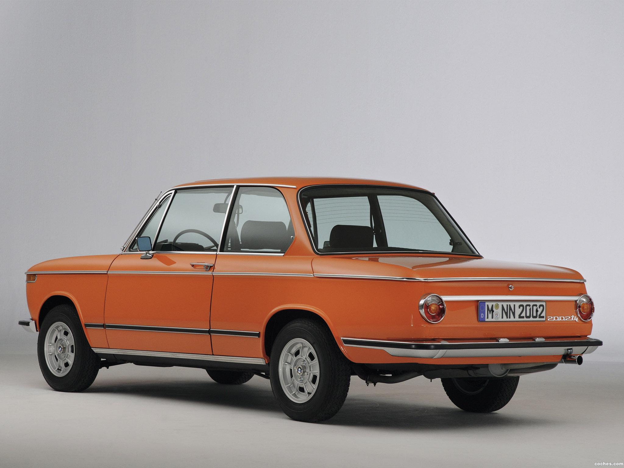 Foto 2 de BMW 2002TII 40th Birthday Reconstructed E10 2006