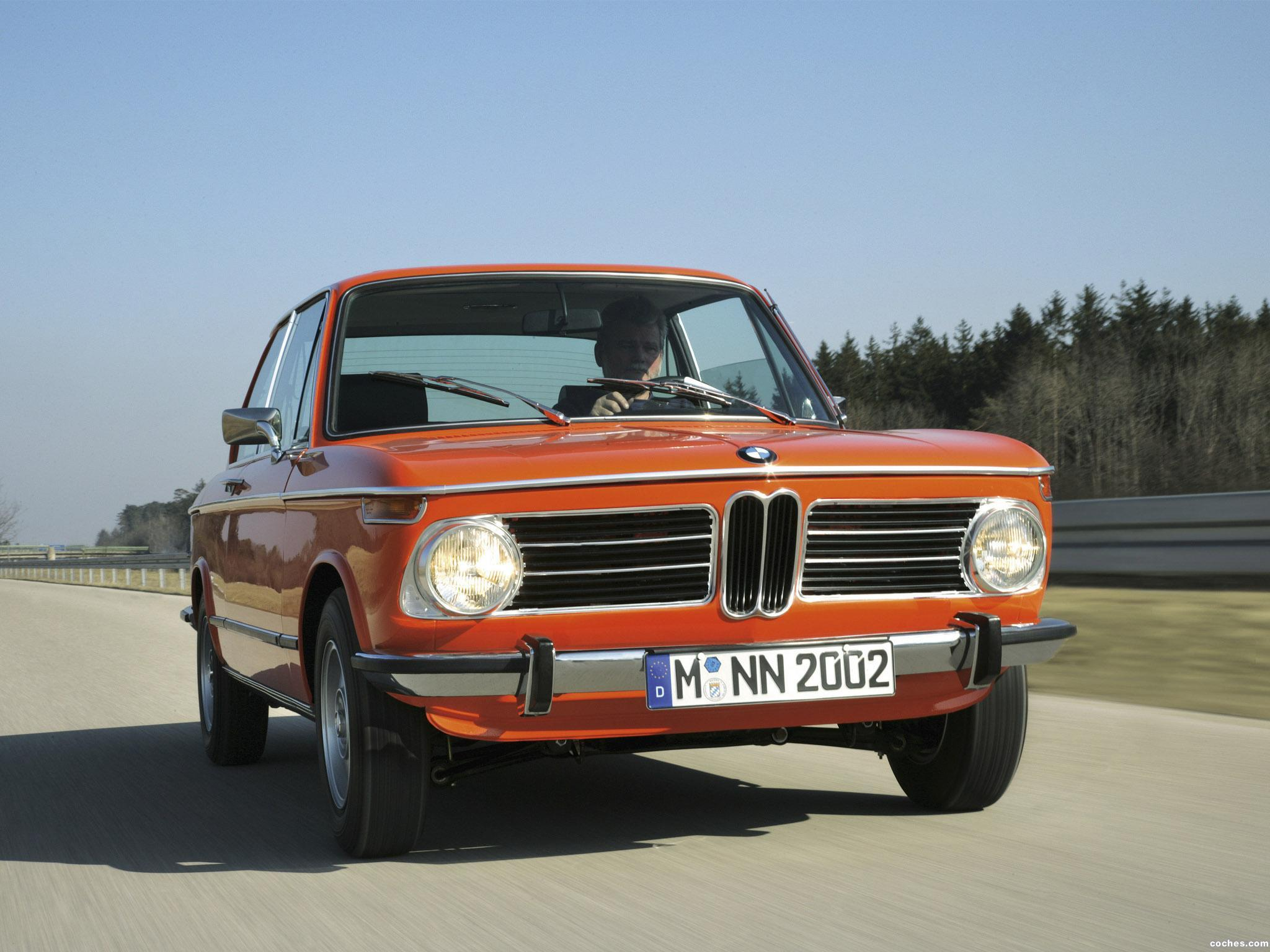 Foto 0 de BMW 2002TII 40th Birthday Reconstructed E10 2006
