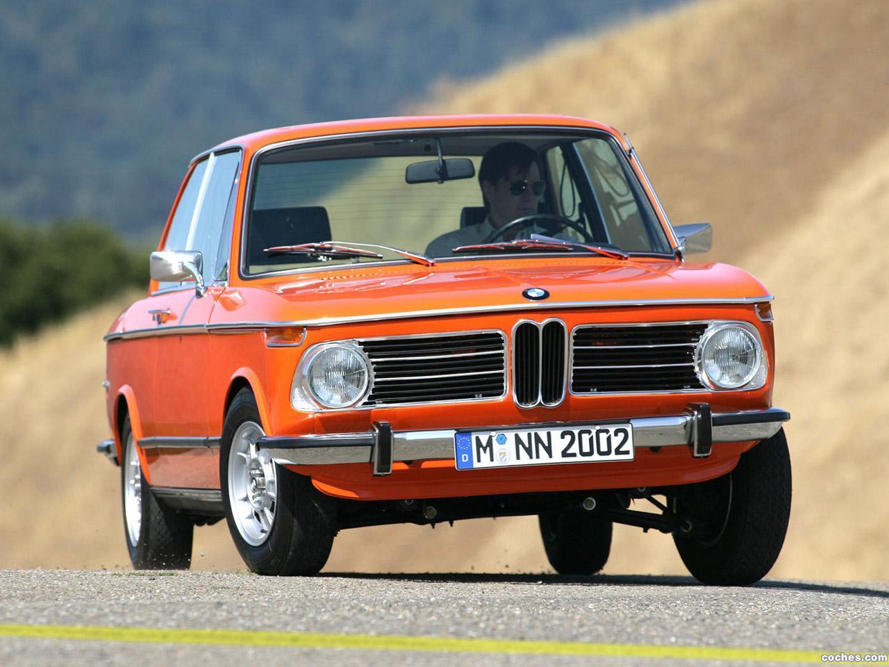 Foto 12 de BMW 2002TII 40th Birthday Reconstructed E10 2006