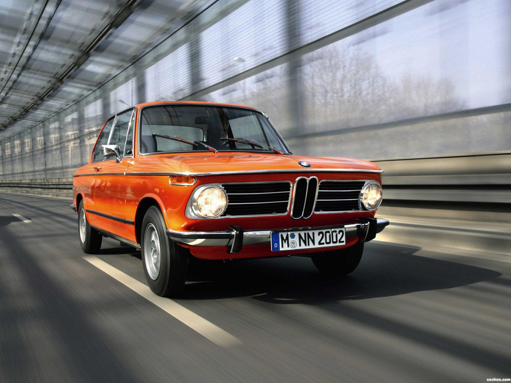 Foto 10 de BMW 2002TII 40th Birthday Reconstructed E10 2006