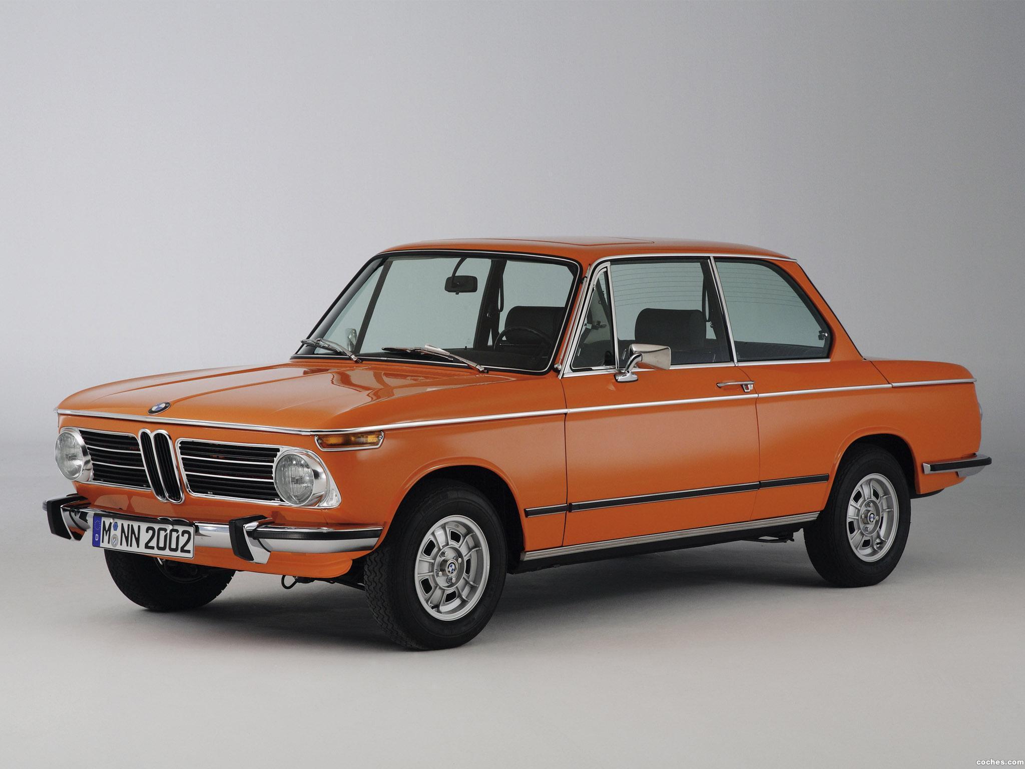 Foto 9 de BMW 2002TII 40th Birthday Reconstructed E10 2006