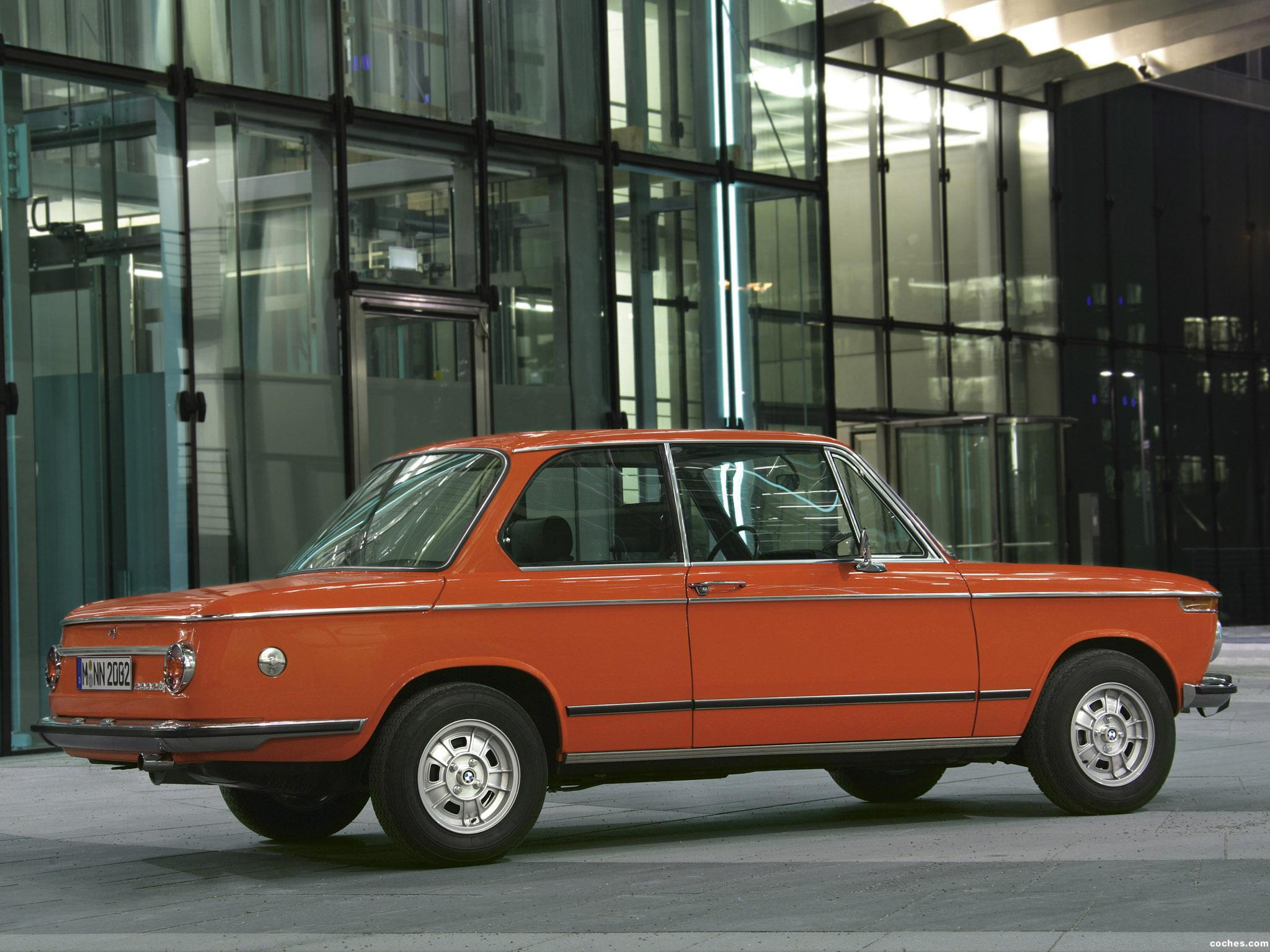 Foto 7 de BMW 2002TII 40th Birthday Reconstructed E10 2006
