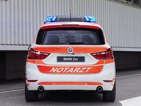 Ver foto 10 de BMW Serie 2 Gran Tourer 220d xDrive NEF 2016