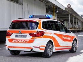 Ver foto 6 de BMW Serie 2 Gran Tourer 220d xDrive NEF 2016