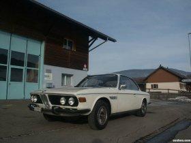 Ver foto 2 de BMW 2800 CS E9 1968