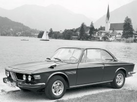 Fotos de BMW 2800CS
