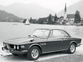 Ver foto 1 de BMW 2800 CS E9 1968