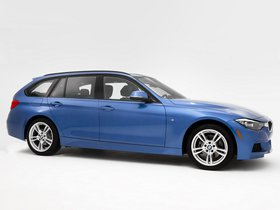 Ver foto 8 de BMW Serie 3 Sports Wagon M Sport Package F31 US 2014