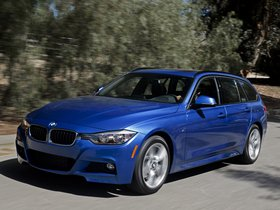 Ver foto 4 de BMW Serie 3 Sports Wagon M Sport Package F31 US 2014