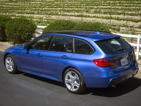 Ver foto 3 de BMW Serie 3 Sports Wagon M Sport Package F31 US 2014