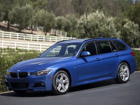 Ver foto 2 de BMW Serie 3 Sports Wagon M Sport Package F31 US 2014