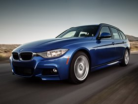 Ver foto 1 de BMW Serie 3 Sports Wagon M Sport Package F31 US 2014