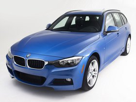 Ver foto 13 de BMW Serie 3 Sports Wagon M Sport Package F31 US 2014